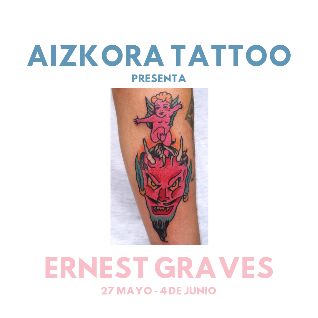 Aizkora Tattoo - ERNEST